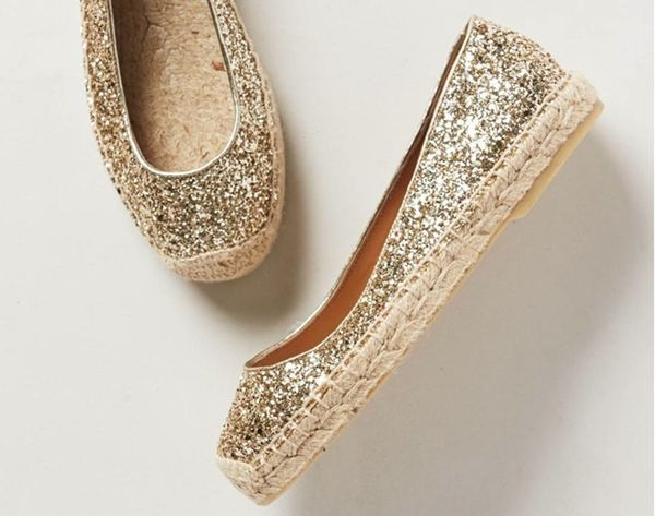 15 Chic Espadrilles for Girls Who Love Wedges