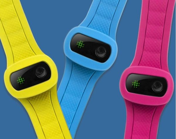 Meet KidFit, an Activity Tracker That Encourages Kids to Be Healthy