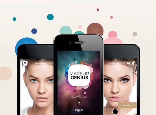 L'Oreal's New Makeup Genius App is Literally BLOWING OUR MINDS