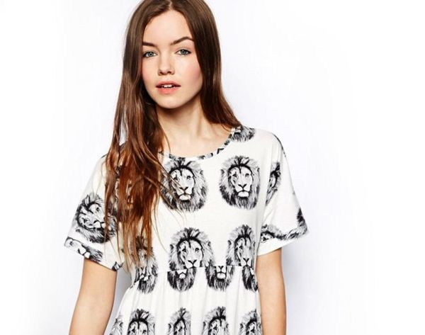 14 Playful Prints for Girls Who Love Animals