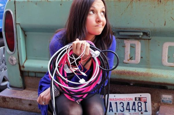 Finally! A Product to End Cord Clutter