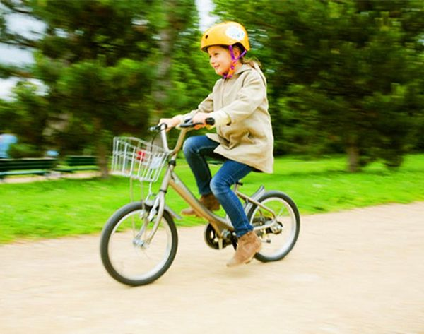 Cute Alert! This Cycle Service Rents Bikes To Kids