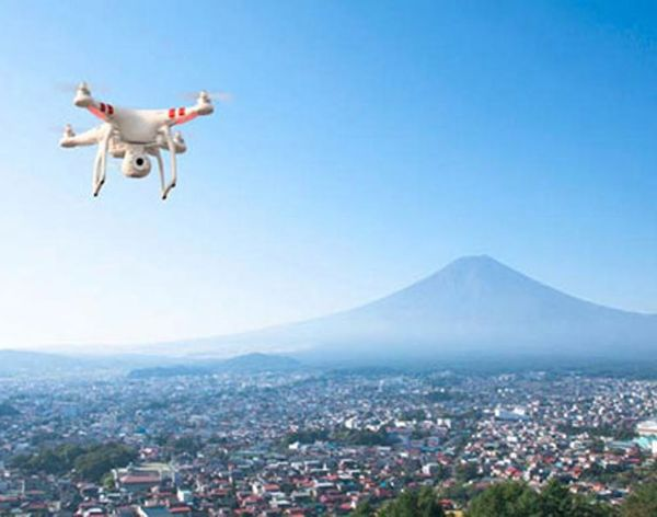Planning a Vacay? You Might Want to Check Out 'Travel By Drone' First