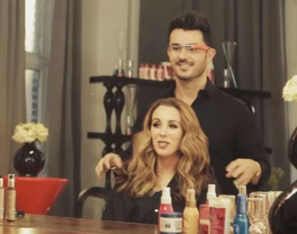 L'Oreal Teams Up With Google to Offer High-Tech Hair Tutorials