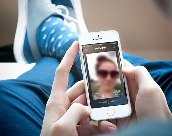 Awkward or Awesome? This App Lets You Share Secrets With Anonymous Videos