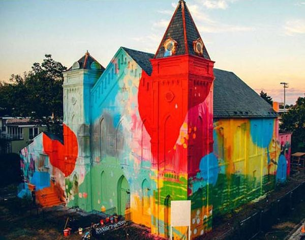 The 10 Coolest Cities for Art Lovers in the USA