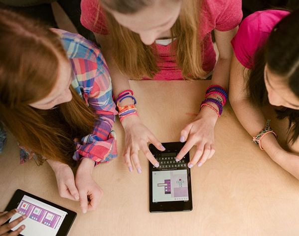 Google Just Spent $50M to Encourage Girls to Code