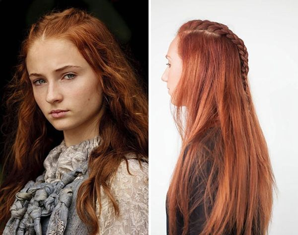 Game of Thrones Braid Inspo to Sport for the Finale