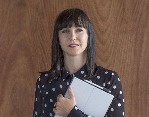 Meet the Maker: Kate Bailey, Microsoft Surface Designer