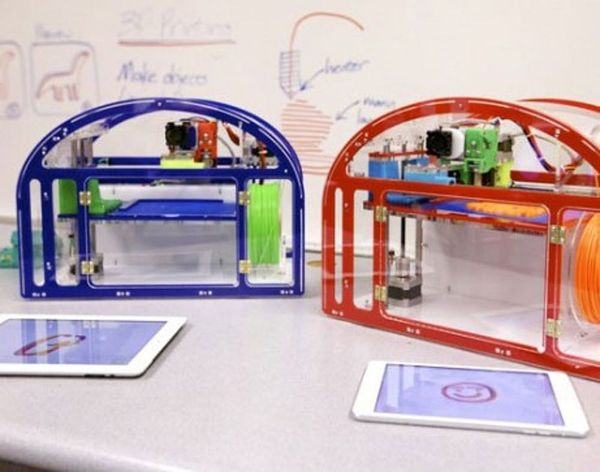 Printeer Brings 3D Printing to Kids and Classrooms