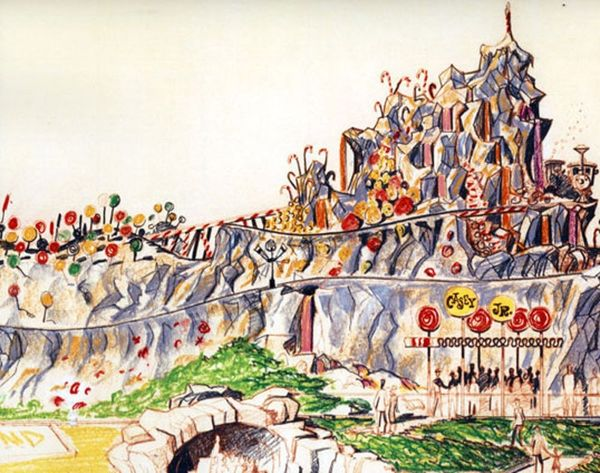 Imagineer That! 15 Disney Attractions That You'll Never Get to Ride