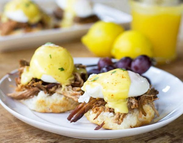 Brunch O'Clock: 18 Boss Eggs Benedict Recipes