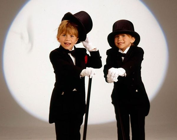 T.GIF: The Olsen Twins Turn 28, But We'll Always Remember Them Like This
