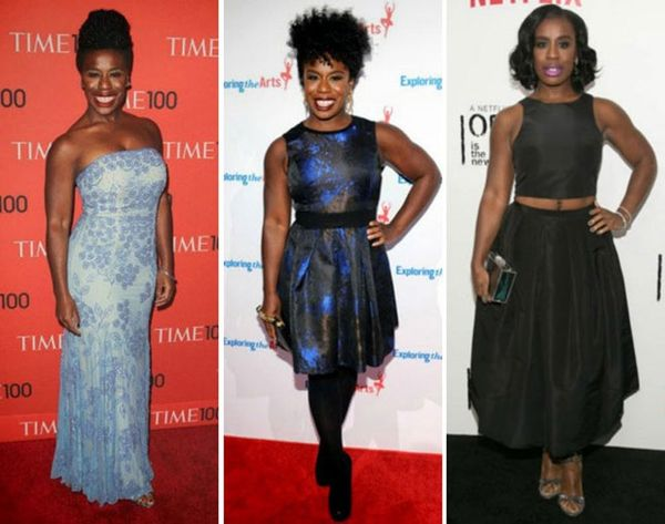 Meet the Real Crazy Eyes: 11 Ways to Get Uzo Aduba's Style