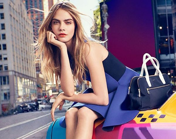 Here's How YOU Can Be in a DKNY Ad With Cara Delevingne