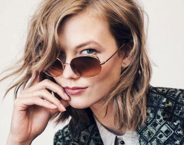 You've Got to Check Out the New Karlie Kloss x Warby Parker Sunglass Line