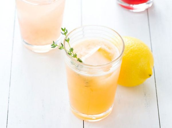 With a Twist: 23 Infused Lemonades to Sip on this Summer