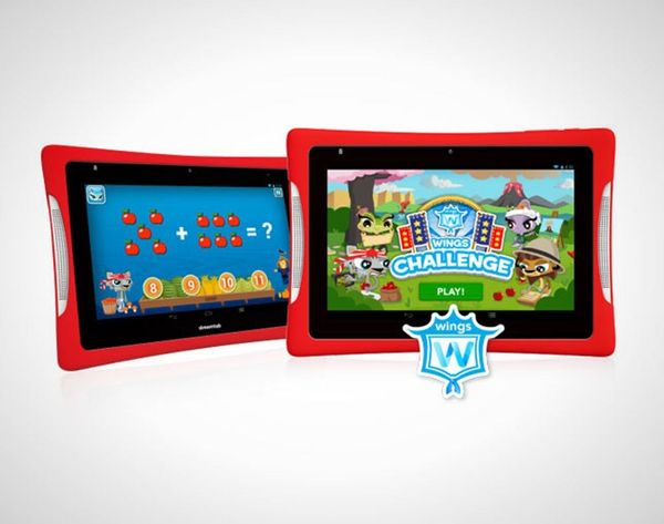 DreamWorks Just Made a Tablet for Your Kid and It's Awesome
