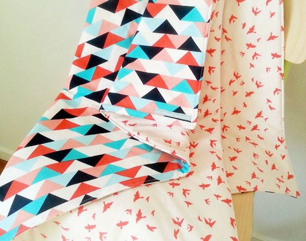 20 Modern and Stylish Baby Blankets to Buy or DIY