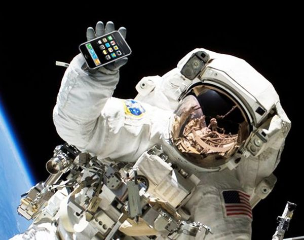 Check Out the First Vine Video Sent From Space!