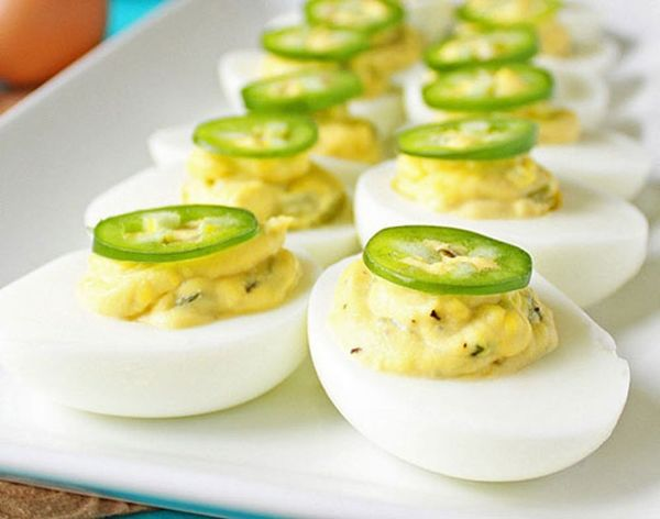 19 Delicious Deviled Eggs Sure to Kick Your Party Up a Notch