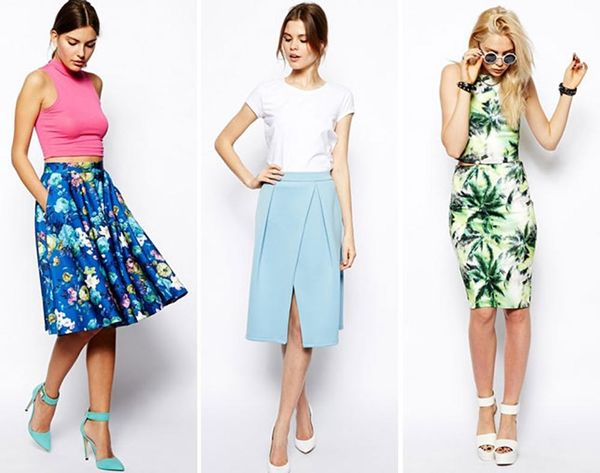 16 Rad Scuba Skirts to Rock This Summer