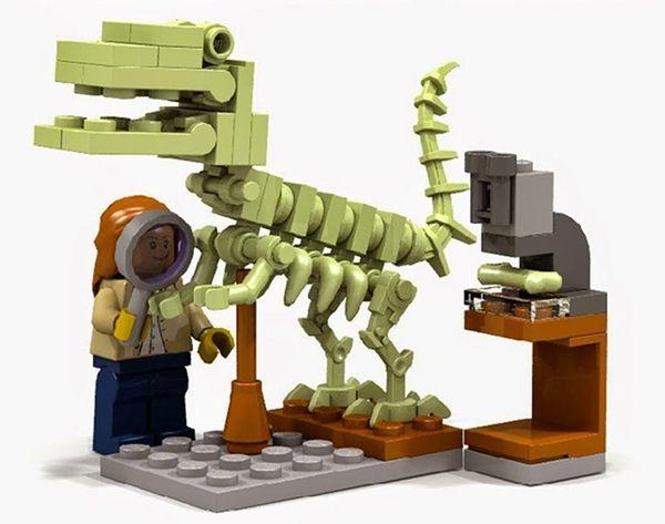 Girl Power Alert! LEGO Intros New Female Scientist Set