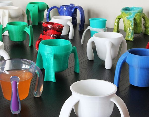 Meet the Young Girl Who Invented This Awesome Un-Spillable Cup