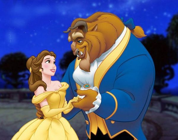 Belle + Beast IRL? Yes! Disney Is Remaking Beauty and the Beast