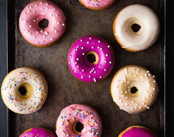 10 Ways to Celebrate National Donut Day Today!