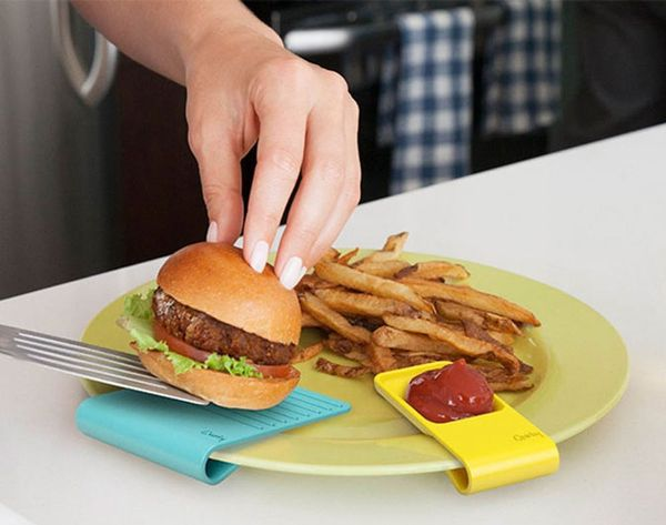 Foods on Your Plate Never Have to Touch Each Other Again