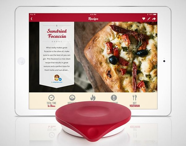 Say Bye to #BakingFails With a Tiny Gadget That Resizes Recipes
