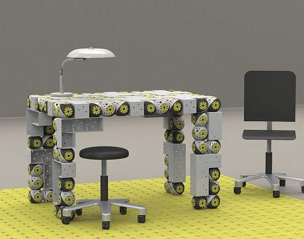 This Is Not Just a Desk. See What Else It Can Do!