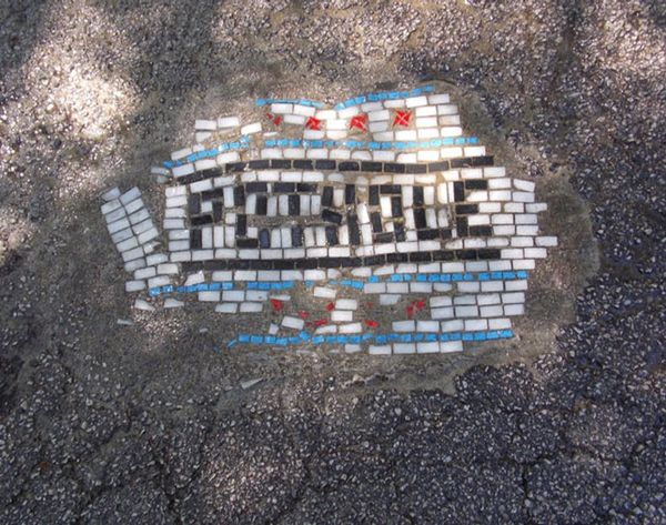 "Guess Which City Is Now Creating ""Pothole Art""?"