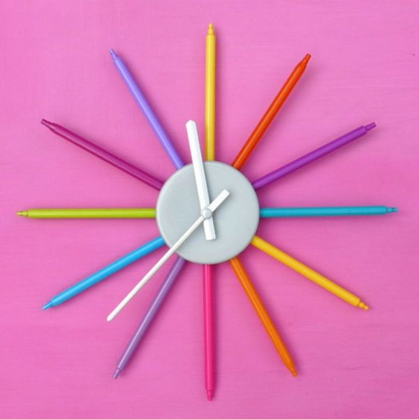 23 of Our Favorite DIY Clocks