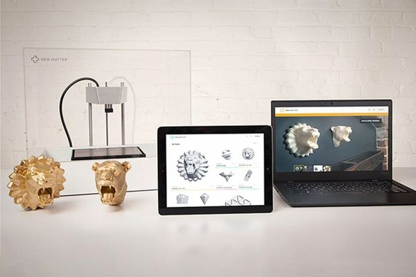 This Is the Prettiest (and Cheapest) 3D Printer Coming Out This Year