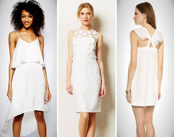 20 Alternative Dresses to Wear to Your Wedding Reception