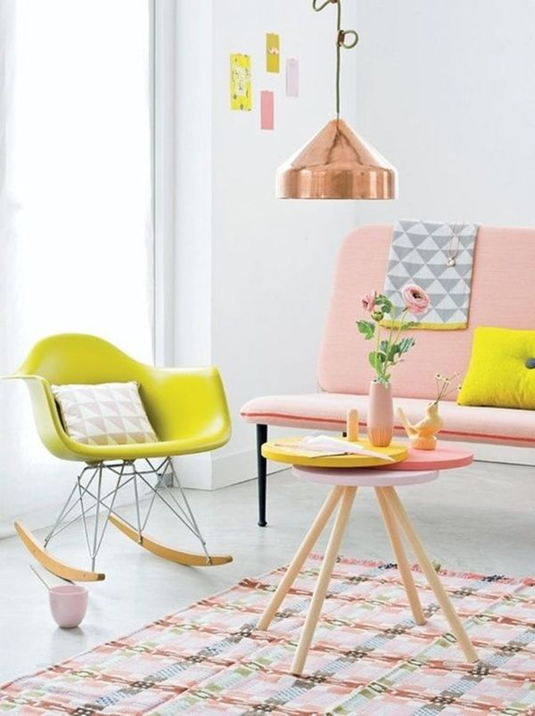 30 Tasteful Ways to Add Colorful Accents to Your Home