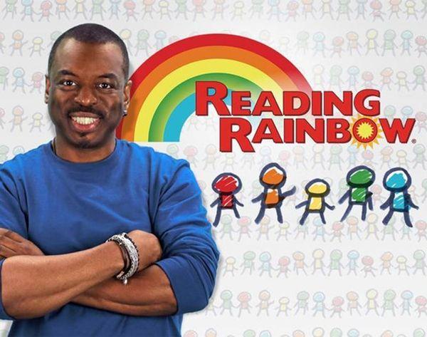 LeVar Burton Needs You to Help Him Bring Back Reading Rainbow