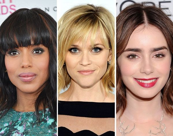 21 Chic Looks for Your Mid-Length 'Do