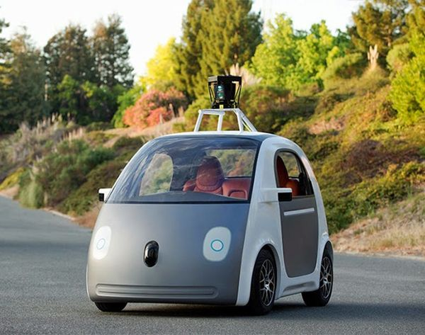 WATCH: Take Google's New Self-Driving Car for a Spin Now