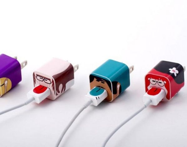 Finally! These Labels Will Stop Charger Stealing Forever