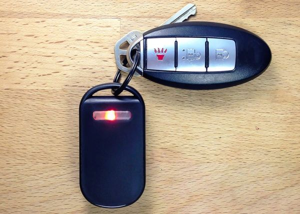 Here's How to Never Lose Your Keys Again