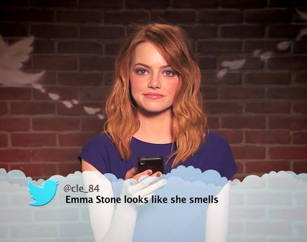 Watch Emma Stone, Mindy Kaling + More Stars Read Mean Tweets