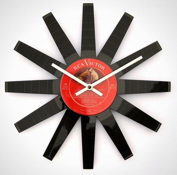 15 Rockin' Projects that Repurpose Vinyl Records