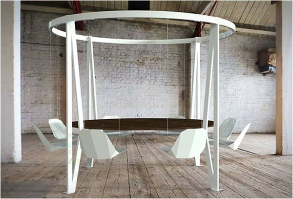 9 Out of 10 Knights and Kids Agree, You Need This Table.