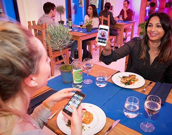 This Restaurant Lets You Pay the Bill With Instagrams