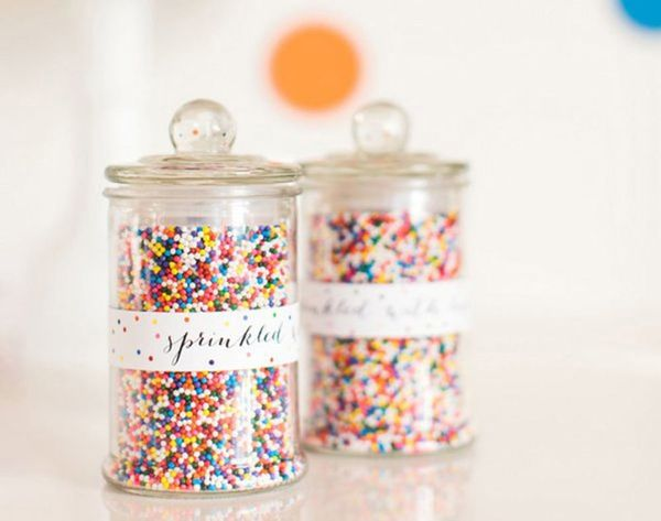 Fun Sized! 13 Petite Party Favor Jars