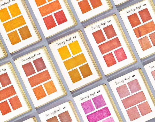Made Us Look: 800 Pages of Ancient Pre-Pantone Color