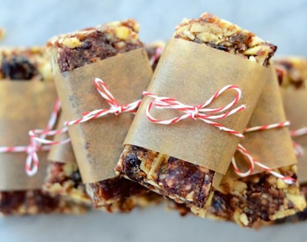 20 Power Bar Recipes to Amp Up Your Energy